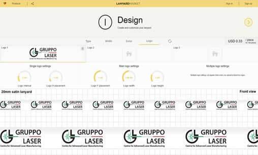 Lanyard design